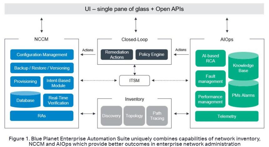 Case Study: Blue Planet Enterprise helps Ciena automate its IT network