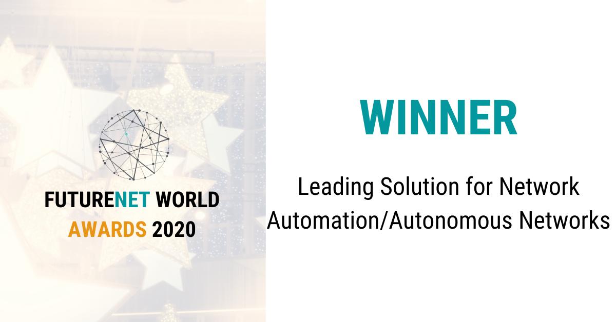 FutureNet World Award