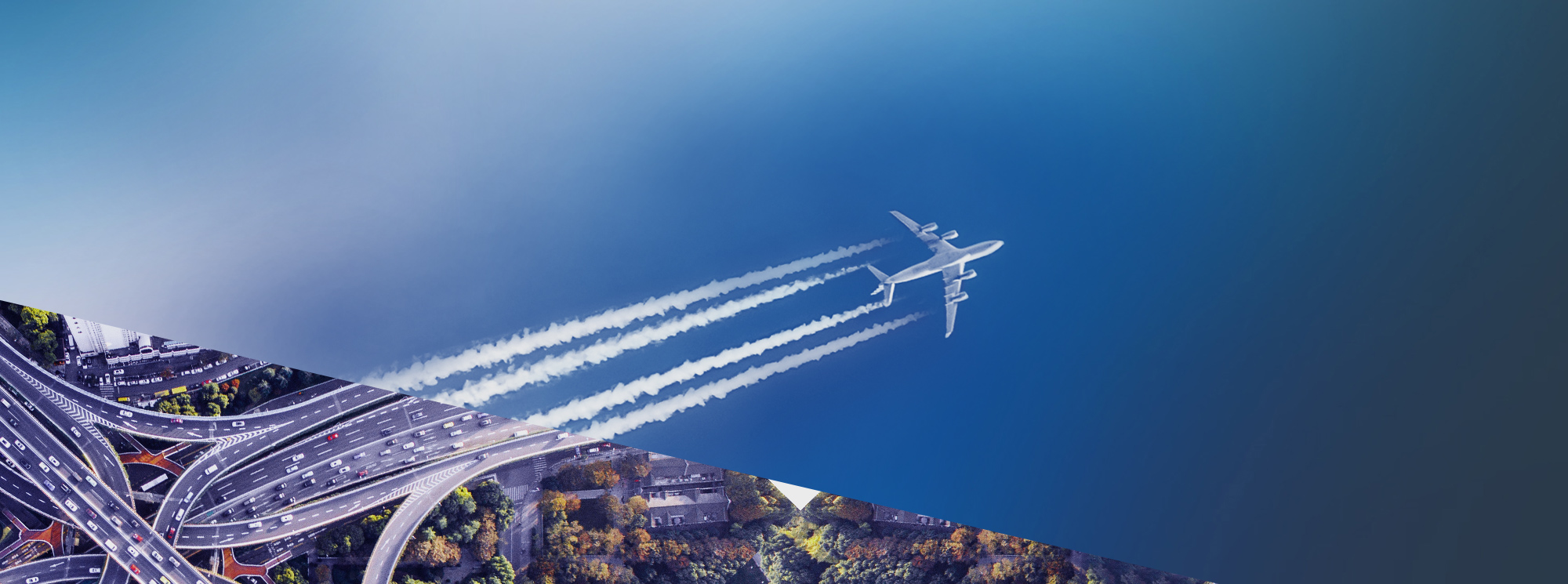 BP Brand Boost Homepage Brand Canvas - Highway/Airplane
