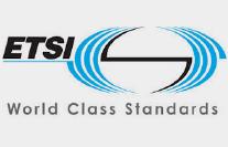 EUROPEAN TELECOMMUNICATIONS STANDARDS INSTITUTE logo