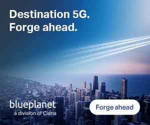 Destination 5G. Forge ahead