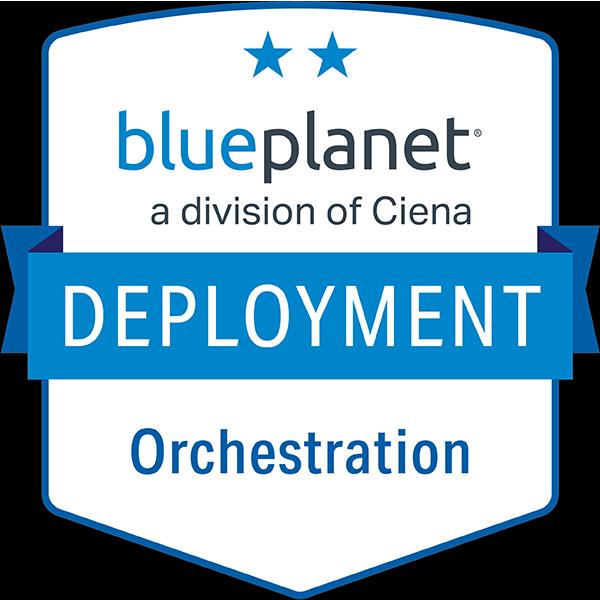 Blue Planet certification badge