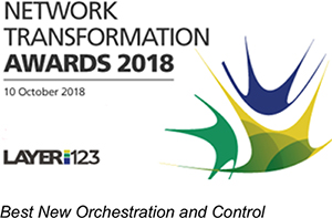 Network Transformation Awards 2018
