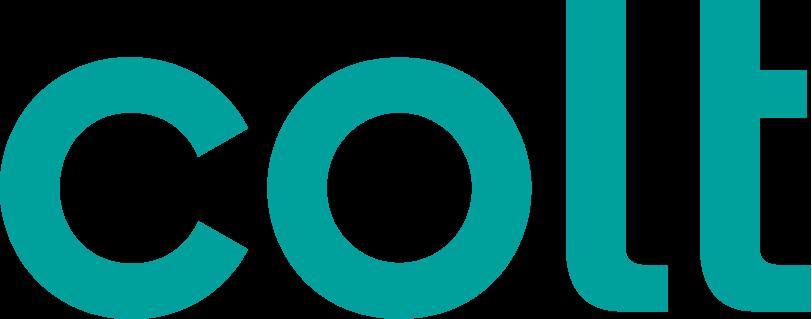 Colt Logo Teal