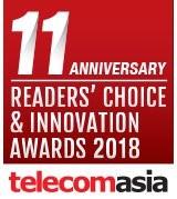 Readers' Choice & Innovation Awards 2018 logo